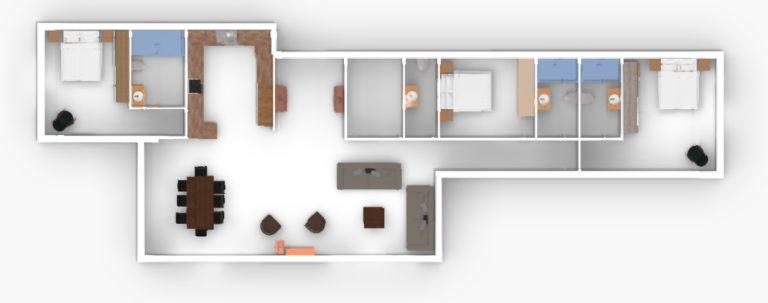 Villa Gournes Main 2D